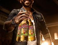 Desperados photoshoot + behind the scenes