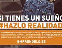 Comunidad de Madrid, emprendelo.es