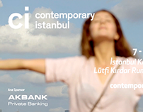 Contemporary İstanbul TV Commercial