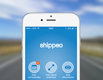 Shippeo App & Website