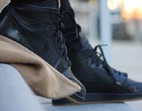 Sneaker vs. Heels Shoot #1