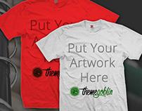 Tshirt Mockup Templates