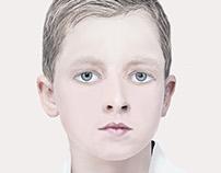 Realistic Digital Portrait