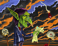 Goblin VS gnomes contest