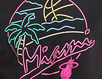 Miami Heat - Beach Party