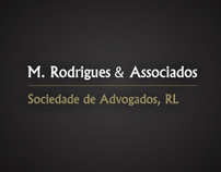 MRodrigues&Associados - Website