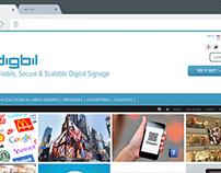 Website design & development.