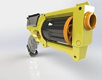 Nerf Gun | 3D Model