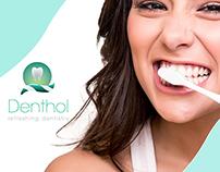 Denthol Refreshing Dentistry -  Logo For Sale