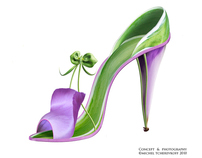 Shoe Fleur Collection II