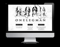 ONELEGMAN - Online Presskit