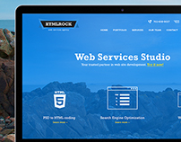 HTMLRock - Web Services Agency