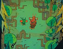 Katarakt / The Forest 2