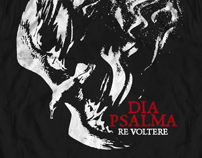 Dia Psalma merchandise design