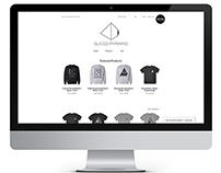 Sliced Pyramid - Clothing Shop