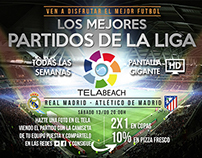 Banners fútbol para redes sociales