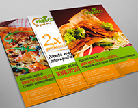 Flyers, Poster & Banners