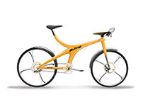 """OCTANE"" Bicycle"