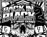 Back in Black 2 | Various Assets & Hydro74 Shirts