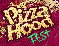 Pizza Hood Fest 2015