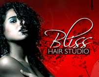 Bliss Hair Salon - Logo - Website