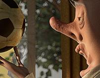 Personal CGI Illustration
