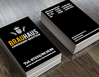 Private Brewery Business Card l