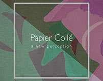Papier Collé: a new perception
