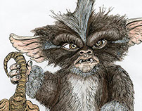 Gremlins, The New Batch, Art