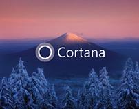 Cortana Redesign