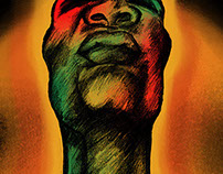 A Tribe Called Quest: Low End Theory Poster & Booket