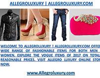 Allegroluxury.com Fashions