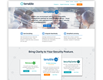 Tenable Website