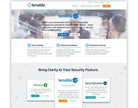 Tenable Website