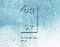 MOTIVY | lovo + visual identity