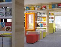"""""""Hyvzi Sylejmani"""" Library"""