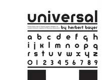 Type Design Poster