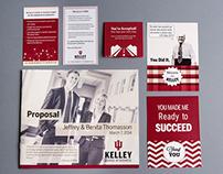 Kelley branded print