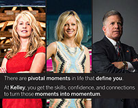 Momentum magazine ad