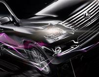 Lexus Autoshow Promo Pitch