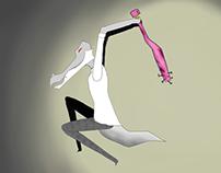 Narrative Animation: Alligator
