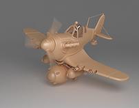 Spitfire Bomber