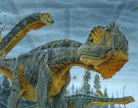 Paleo-Art: New Animals to Science