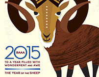 2015: Year of the Sheep