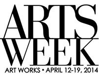 Arts Week: Identity and Branding