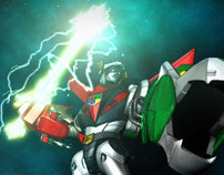 Voltron Show Package Promo