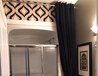 Bold Bathroom Upgrade