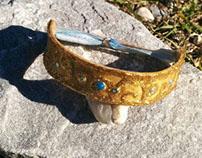 Hand made wooden bracelets