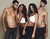 Athenea, Ana, Victor & Juan E @Monroe Models