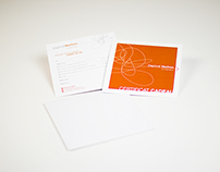 Gift certificat and flyer 9x4